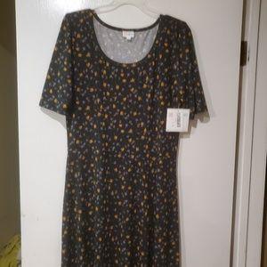 NWT! Lularoe Ana Maxi Dress